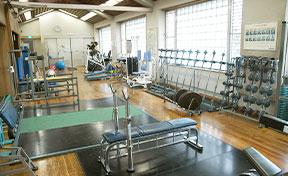 尾山台地域体育館