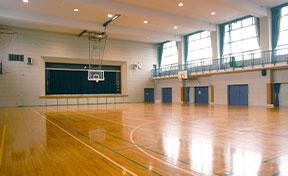 池尻小学校第2体育館