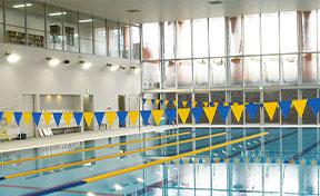 烏山中学校温水プール