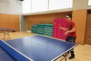 体育室 卓球