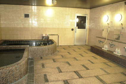 浴室・サウナ